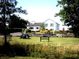 bed and breakfast waterfront country home oughterard ireland