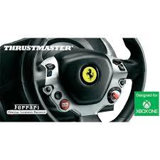 458 italia thrustmaster steering wheel and pedals thrustmaster tx racing wheel