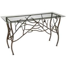 Wrought Iron Console Table Wrought Iron Console Tables Sofa Tables Shop