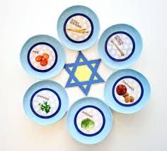 passover paper plates david seder plate step ideas for kids to make seder plates