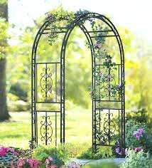 wedding arches bunnings garden arches with seat vintage garden arch with oval seat garden