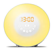 Wake Up Light Alarm Clock Review Lightismo Wake Up Light Alarm Clock Be Right Light