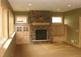 Home Design Remodeling by Basement Renovation Design