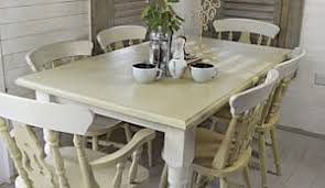 Shabby Chic Dining Table Sets The Treasure Trove Shabby Chic U0026 Vintage Furniture Furniture