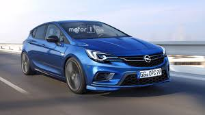 opel christmas opel astra opc coming later this year here u0027s how it might look