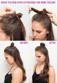 16 genius half bun hacks you need to know about half bun