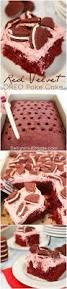 a red velvet cake lovers dream red velvet cake topped with a