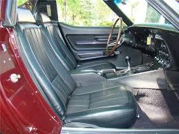 1968 corvette seats 1968 chevrolet corvette coupe 75113