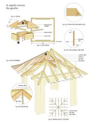 15 X 15 Metal Gazebo by Free Gazebo Plans Part 2 Free Step By Step Shed Plans