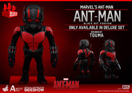 marvel ant man artist mix deluxe 3 collectible