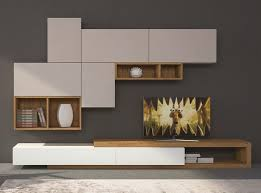 elegant modern wall units for living room and contemporary living
