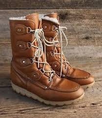 womens boots made in canada vintage glo warm sheepskin lined winter boots made in canada