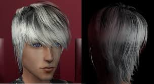 black at root of hair male hair maddsims