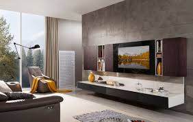 building a family entertainment room with modern tv units la