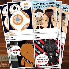 kids valentines cards wars kids s day cards popsugar
