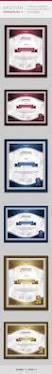 34 best certificate templates psd images on pinterest font logo