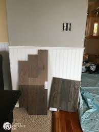 hardwood flooring choosing a color today s creative