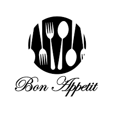 bon appetit sticker