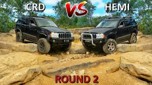 jeep memes jeep grand cherokee 4x4 challenge crd vs hemi part 2 youtube