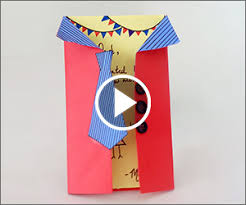 s day special personalised greeting card activity
