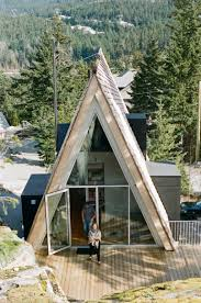 a whistler a frame whistler cabin and tiny houses