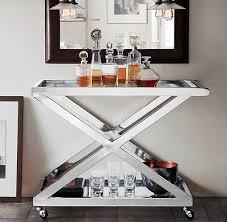 172 best bar carts images dolce vita outdoor bar cart cb2 pertaining to modern design 13