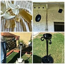 Diy Outdoor Living Spaces - solar lamp diy light your outdoor living space hometalk