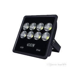 wireless led outdoor flood lights 100w 200w 300w 400w led outdoor spotlight landscape sports field
