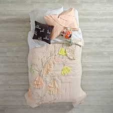 Land Of Nod Girls Bedding by Ballerina Bedding And Quilt The Land Of Nod