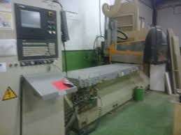 scm record 120 wood cnc machining centre exapro