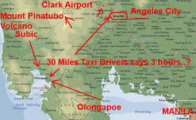 clark map 2006 june 16 enter clark philippines map of angeles city