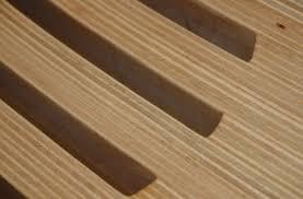 Plywood Design Live At Design Miami Julia Krantz S Stack Laminate Plywood
