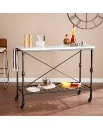 rolling kitchen island don t miss this bargain maison rolling kitchen island