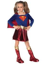 child super costume child supergirl superhero halloween
