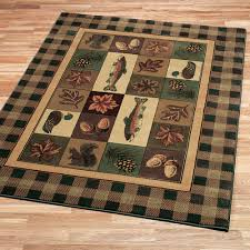 decorating rugs country style bear rugs rustic rug