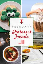 pintrest trends february pinterest trends what to pin in february simple pin media