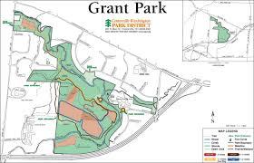Grant Park Map Chicago by Grant Park Chicago Map Afputra Com