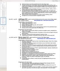 Examples Of A Resume For A Job by How To Write A Resume
