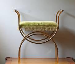 antique vanity bench seat bench decoration