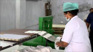 sanitary napkin making machines india youtube