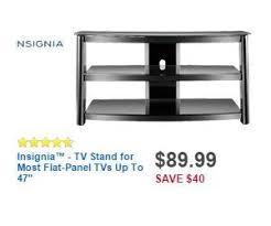 best flat screen tv black friday deals insignia tv stand for most flat panel tvs up to 47