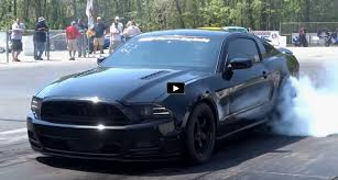 2014 Blacked Out Mustang 8 Second Blacked Out Turbo 2014 Ford Mustang 2014 Mustang Ford