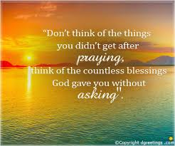 thanksgiving quotes for god