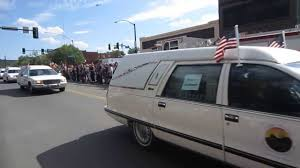 Wildfire In Arizona Kills 19 by 19 Fallen Firefighters Funeral Procession From Yarnell Hill Fire
