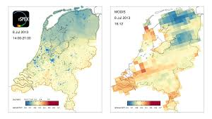 Map Netherlands Dutch Citizen Science Network Produces Accurate Maps Of