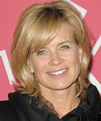 adrienne kiriakis haircut soap opera actress mary beth evans of days of our lives is back