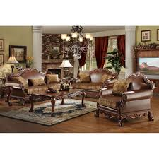 Living Room Design With Brown Leather Sofa by Mixing Leather Furniture In Living Room Khabars Net
