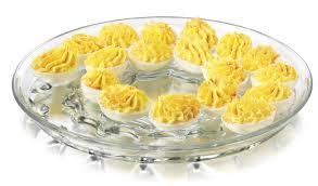 deviled eggs platter libbey egg platter reviews wayfair