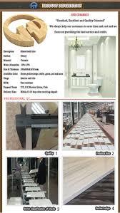 300x600 mm glossy glazed bathroom digital wall tiles waterproof