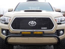 tacoma grill light bar 2016 tacoma light bar mount 20016 269 99 pure tacoma